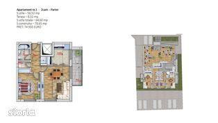 Apartament 2 camere Pipera-imobil boutique lux comision 0%.DEZVOLTATOR