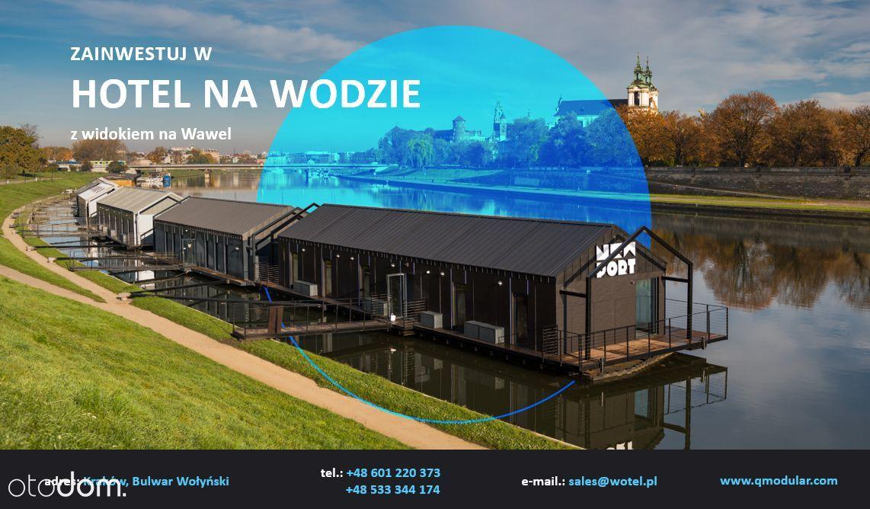 Hotel Premium na Wiśle w centrum Krakowa