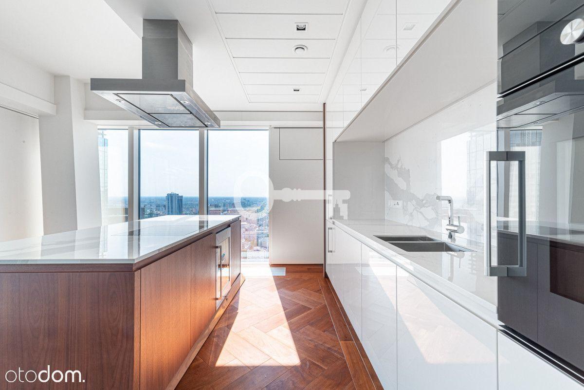 Całkowicie Nowy Apartament- Złota 44- 31 Piętro