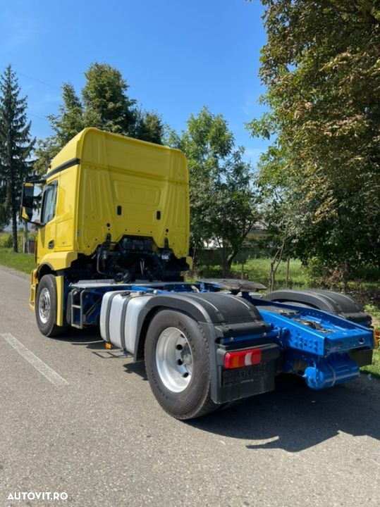 Mercedes-Benz ACTROS Chit  basculare - 4