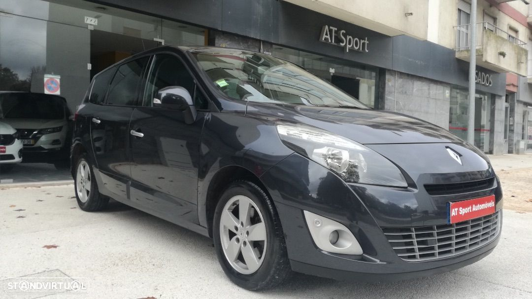 Renault Grand Scénic 1.5 dCi Luxe 7L - 27
