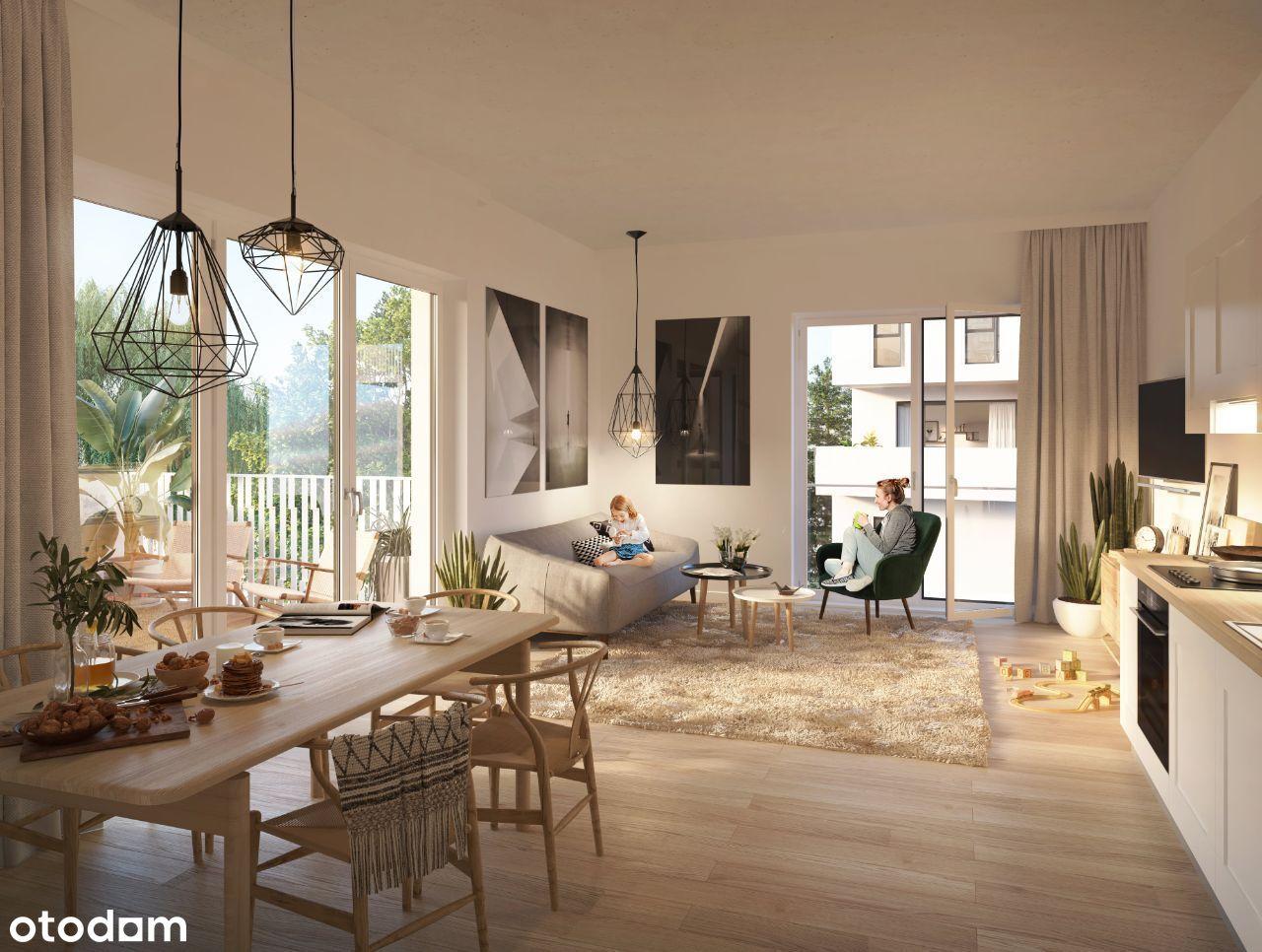 Bacciarellego 54 | atrakcyjne mieszkanie E.2.48