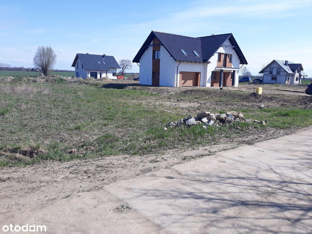 Działka budowlana 2262m2, Pruszcz-Grabiny-Zameczek