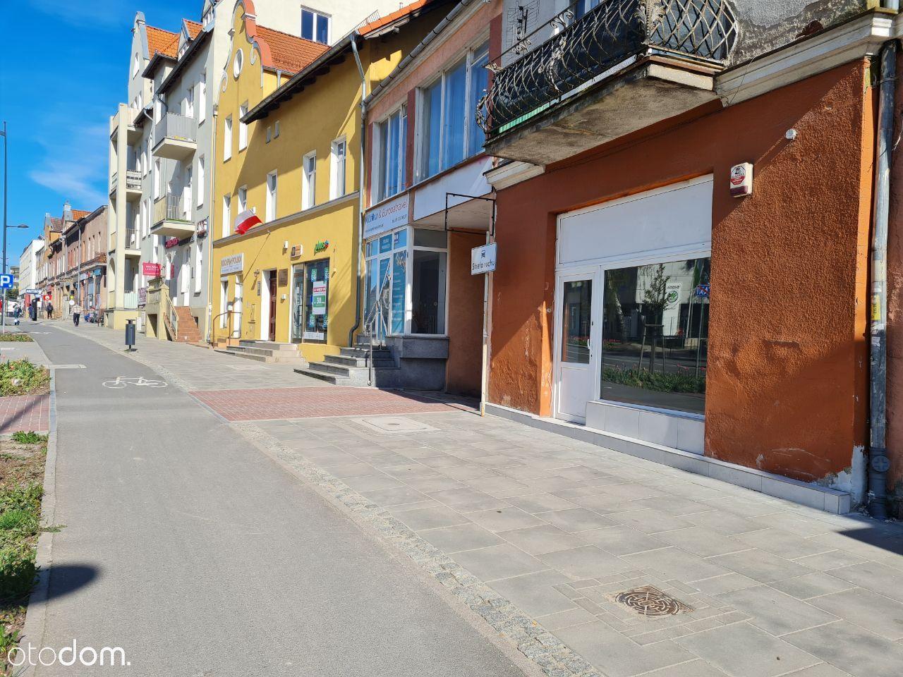 Lokal użytkowy w centrum Olsztyna
