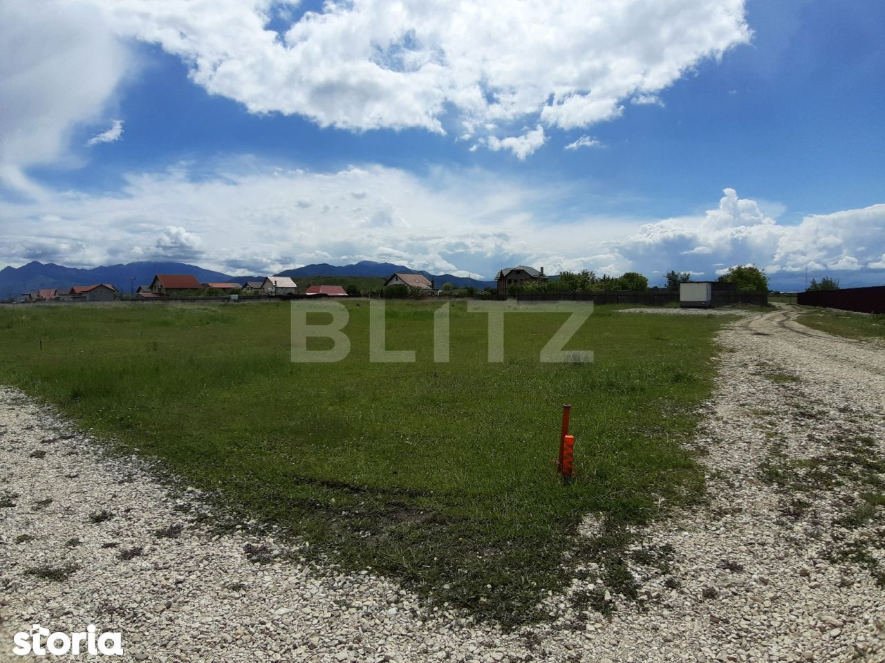 Teren intravilan Zona Triaj- Centura-Sanpetru