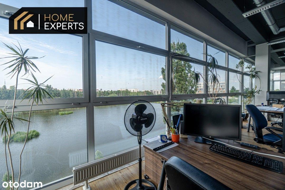 Duże biuro w świetnej lokalizacji- Piękny widok.