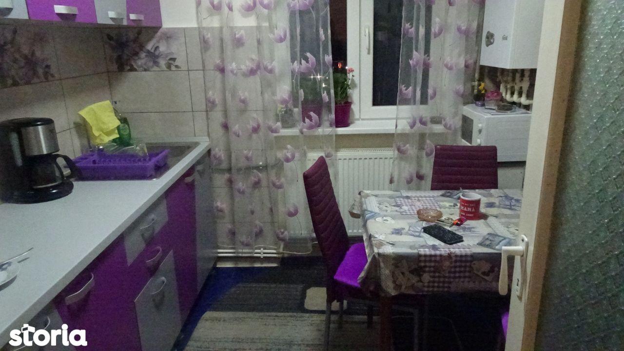 Vand apartament cu 2 camere in Deva, zona Zamfirescu, suprafata 46 mp