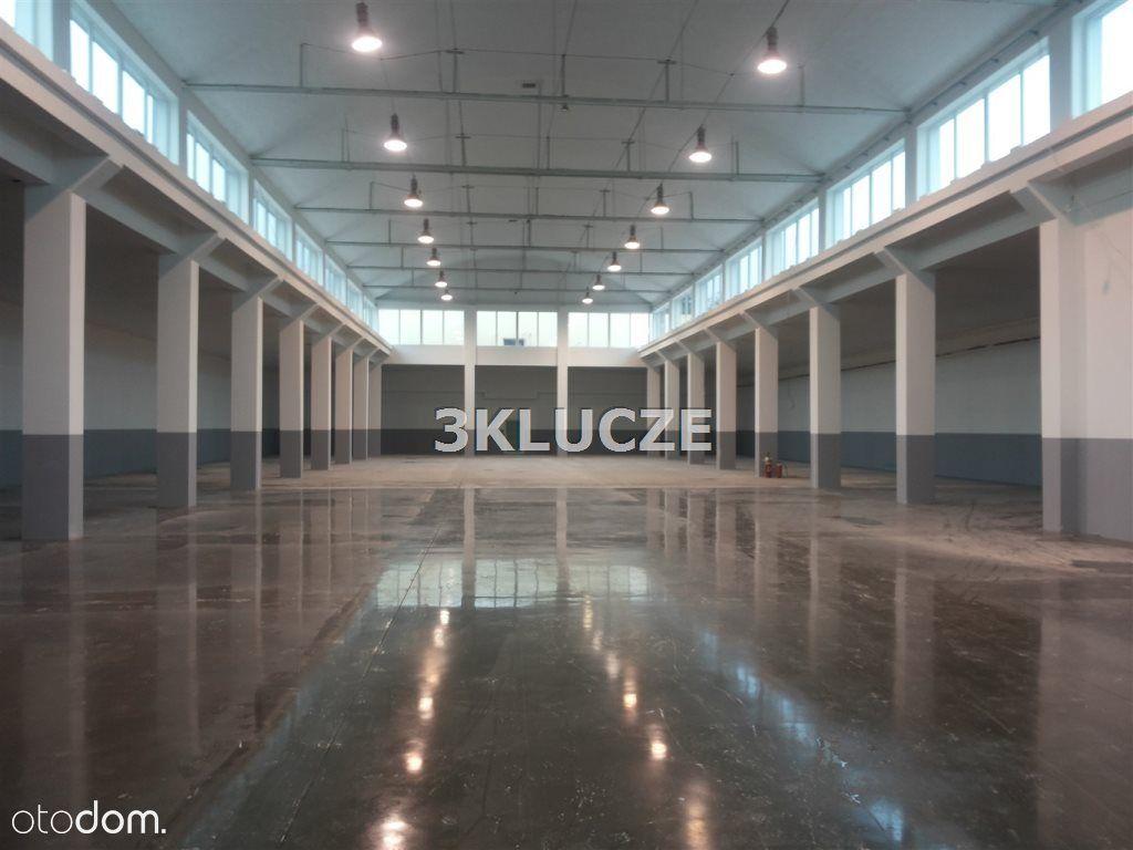 Hala produkcyjno-magazynowa, Lublin