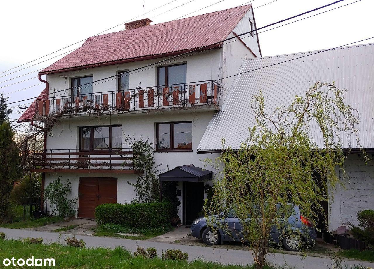 Dom Polanka 4 km. od Myślenic cicha okolica