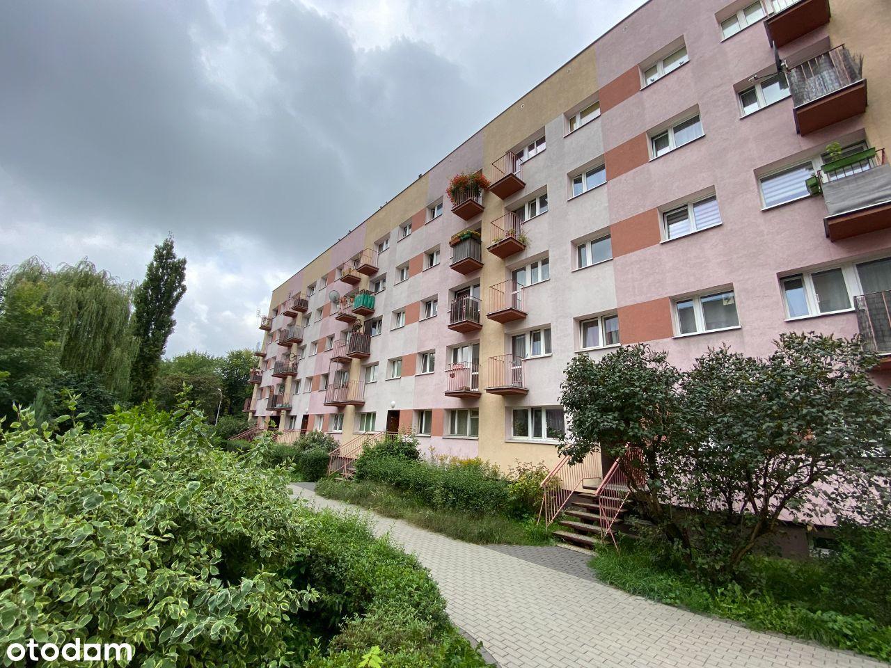 Mieszkanie 2 pokoje 38,5 m2 ulica Baleya Ochota