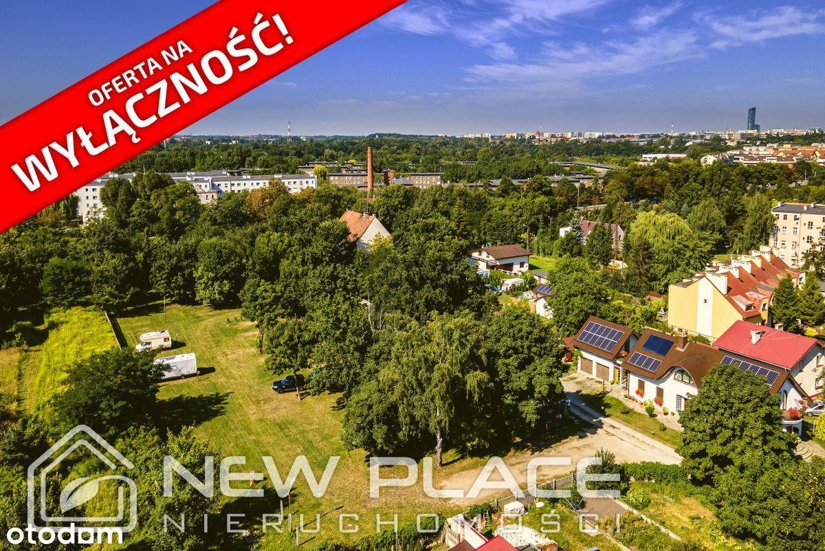 Sprzedam Kemping z domem, Wrocław-Księże Małe