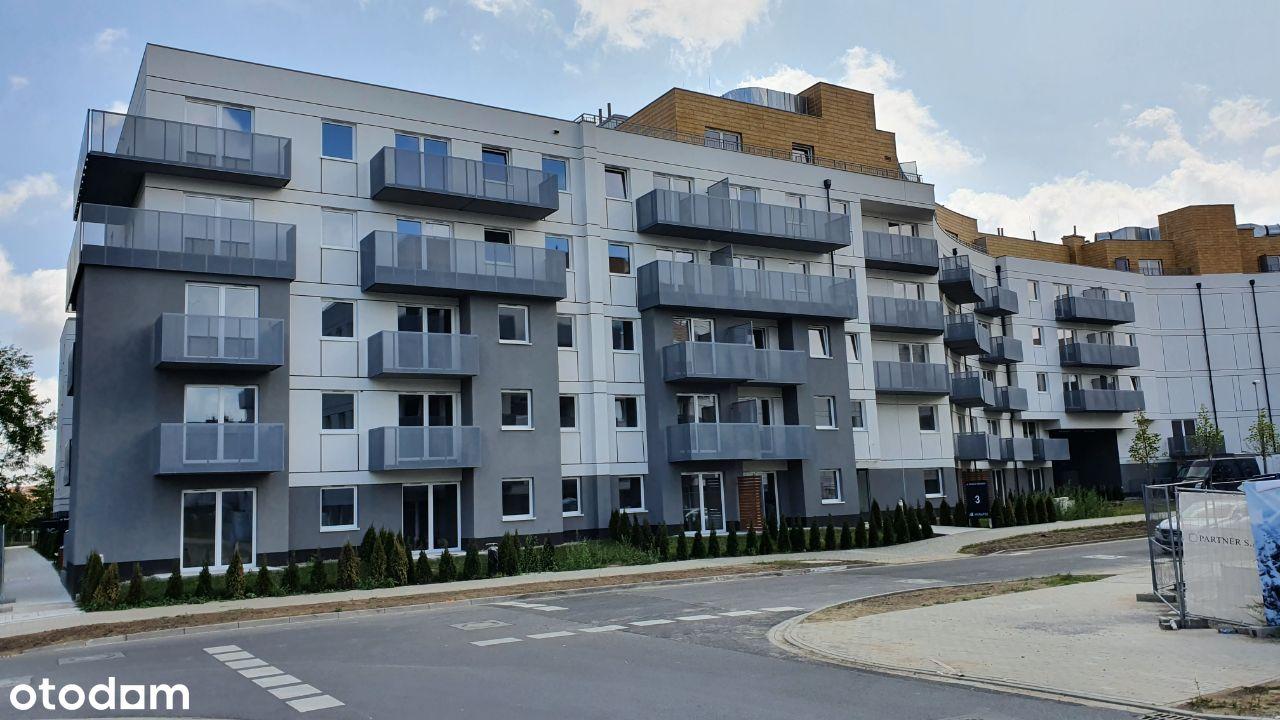 Gotowe 4 Pokoje - Podwójny balkon - MALTA - Rabat!