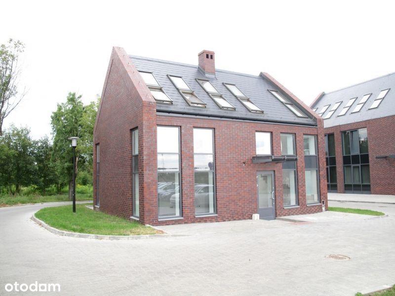 Do WYNAJĘCIA - biurowiec 100 m² - bezpośrednio