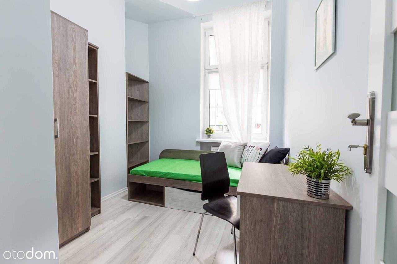 Mieszkanie w centrum Poznania - wysoki standard