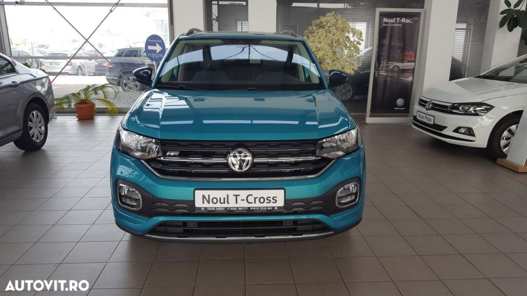 Volkswagen T-Cross - 2