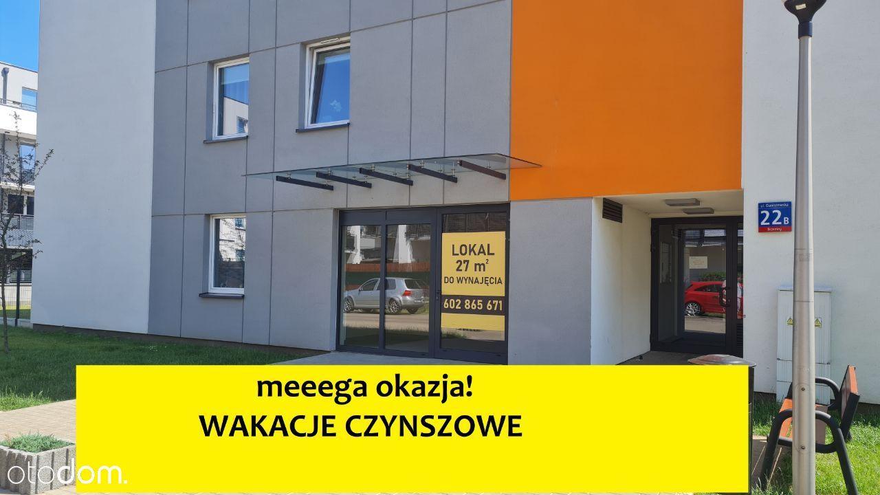 Lokal usługowy 27m2 Warszawa-Białołęka Daniszewska