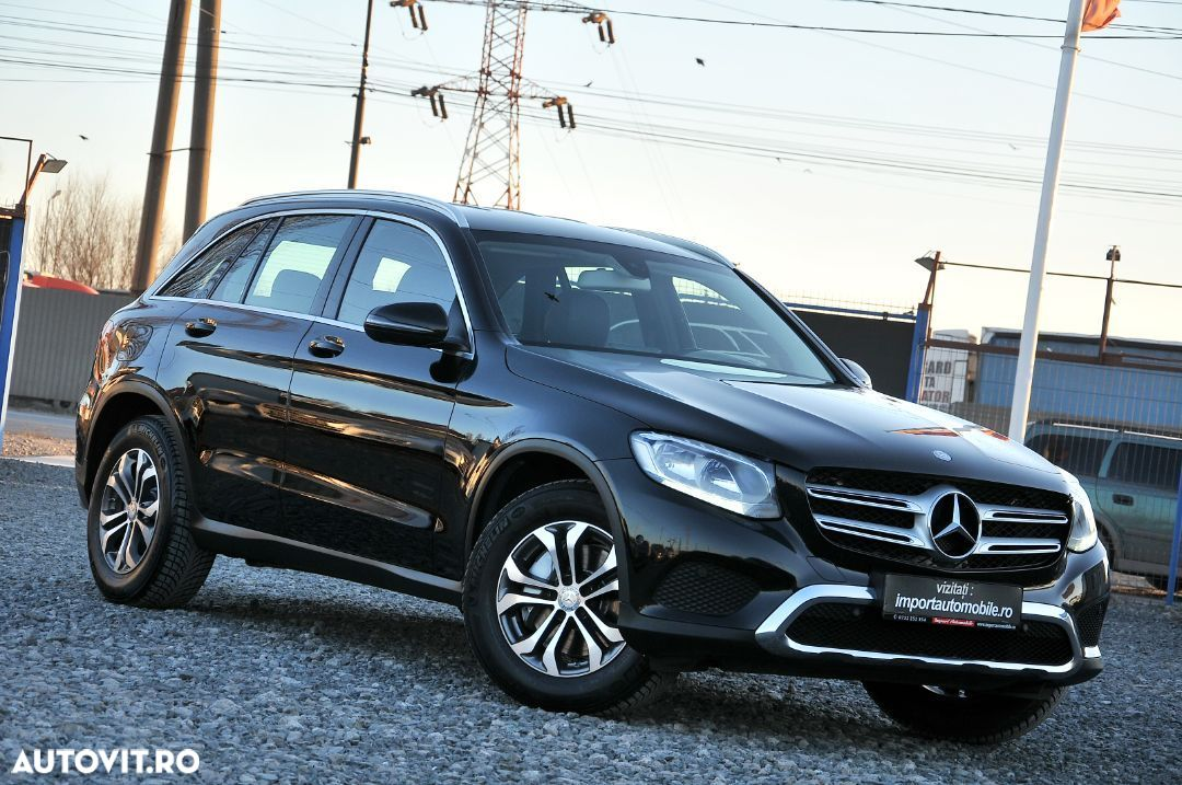 Mercedes-Benz GLC 250 - 38