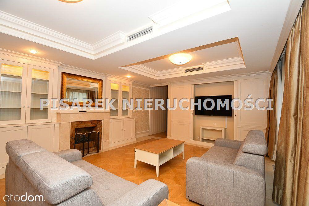 180-metrowy apartament przy Nowym Świecie