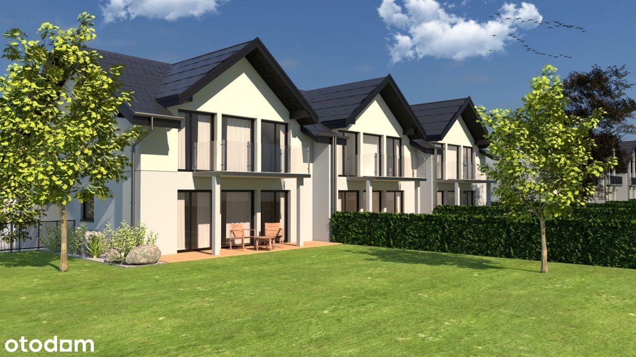 Mieszkania od 79 do 97m2 z ogródkiem lub balkonem