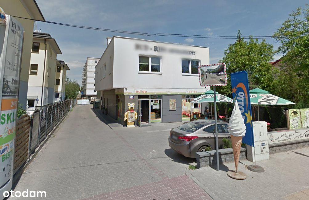 Lokal usługowy Piaseczno ul. Nadarzyńska 34