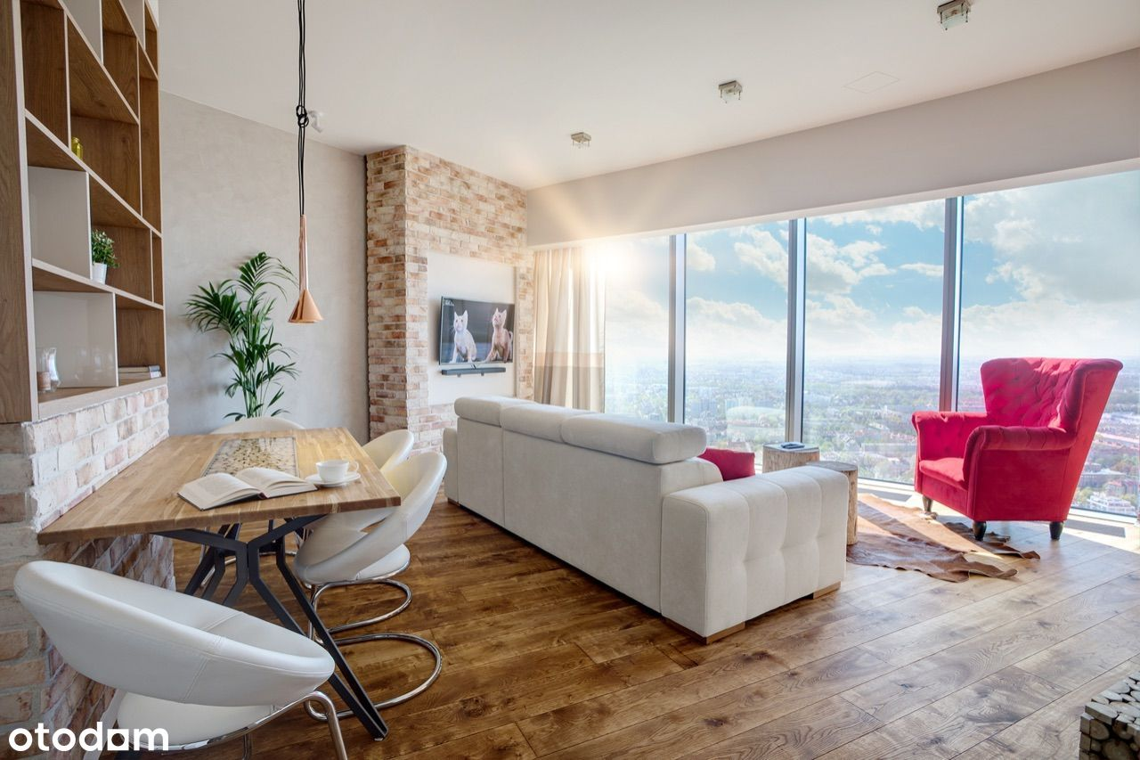 Sky Tower - 1-Bedroom Suite Apartment 70 SQM