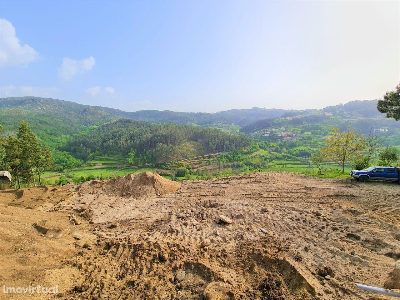 Terreno Construtivo com vistas deslumbrantes com 4546 m2