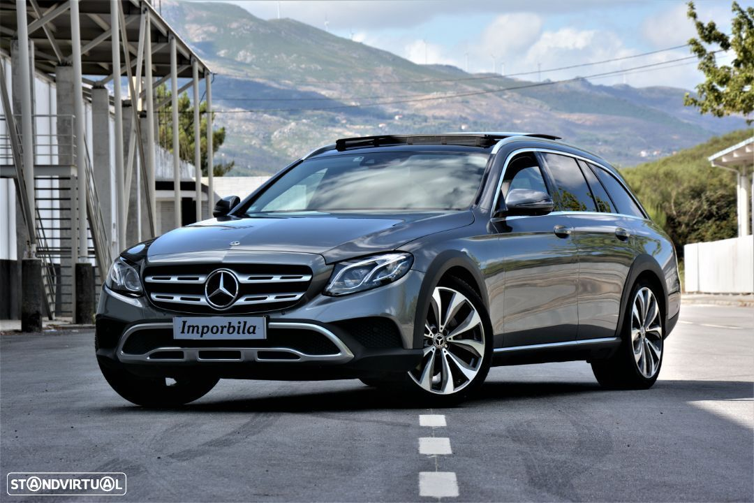 Mercedes-Benz E 220 d 4-Matic All-T.Avantgarde - 3
