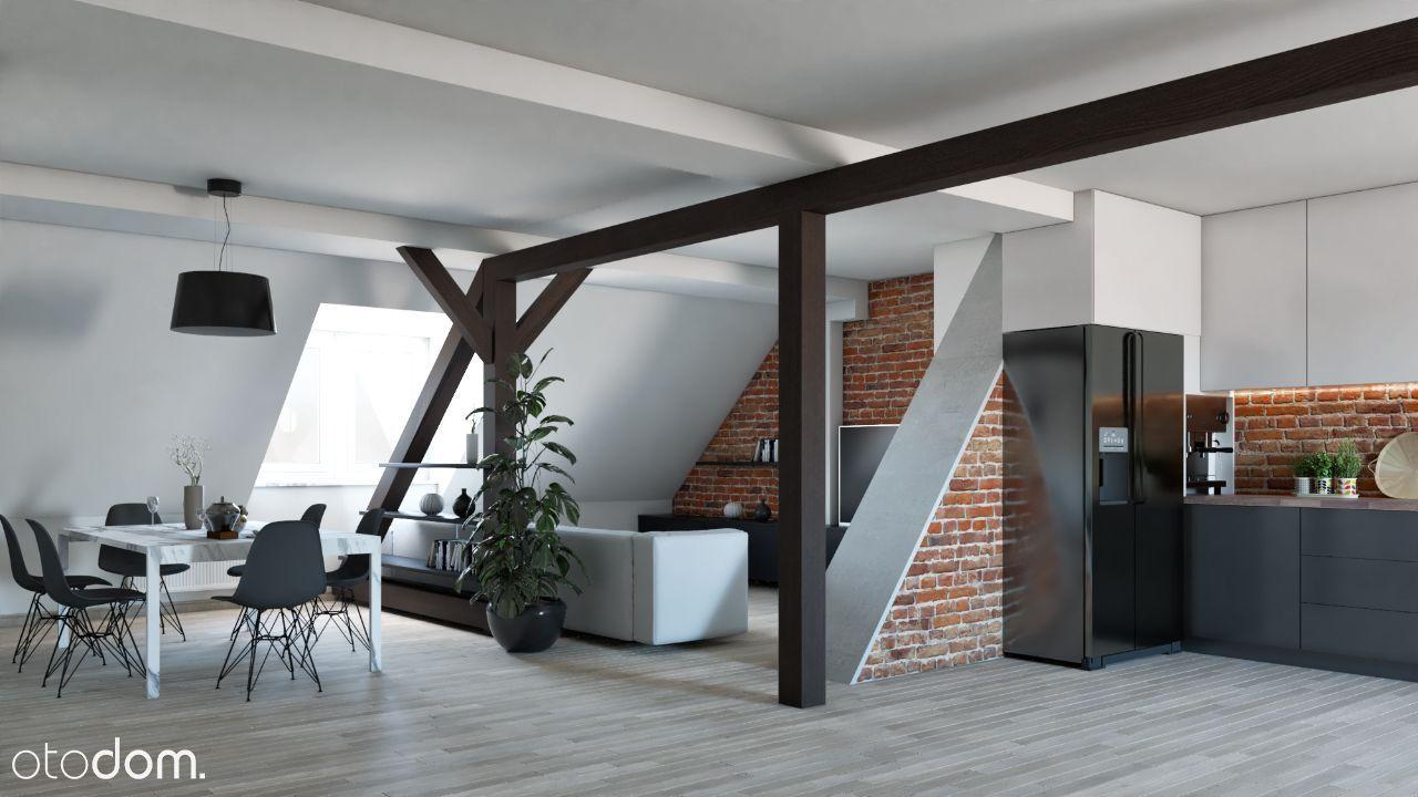 Nowy dwupoziomowy apartament na ul. Chopina