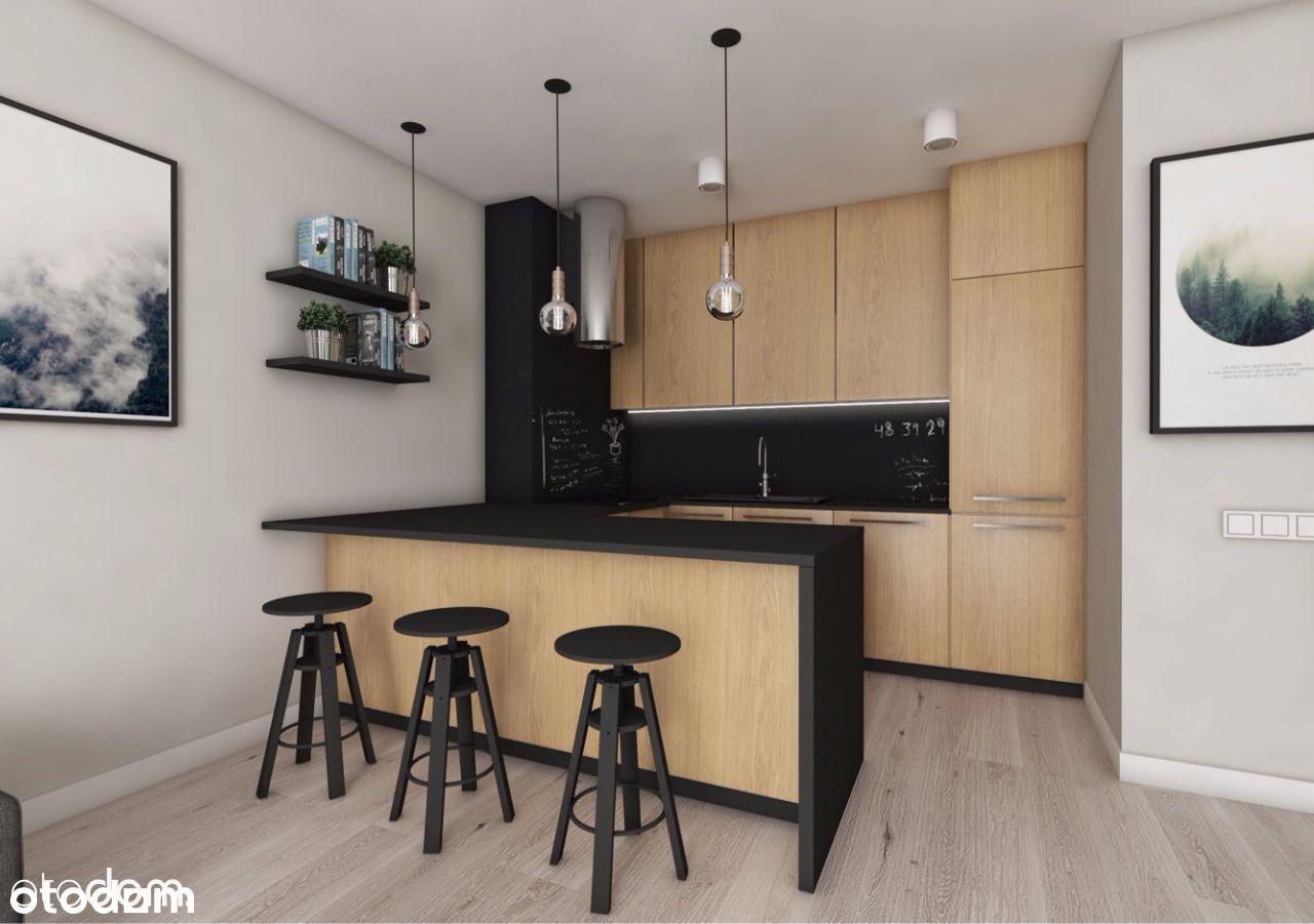 Wilanów, Branickiego, mieszkanie na wynajem 48 m2