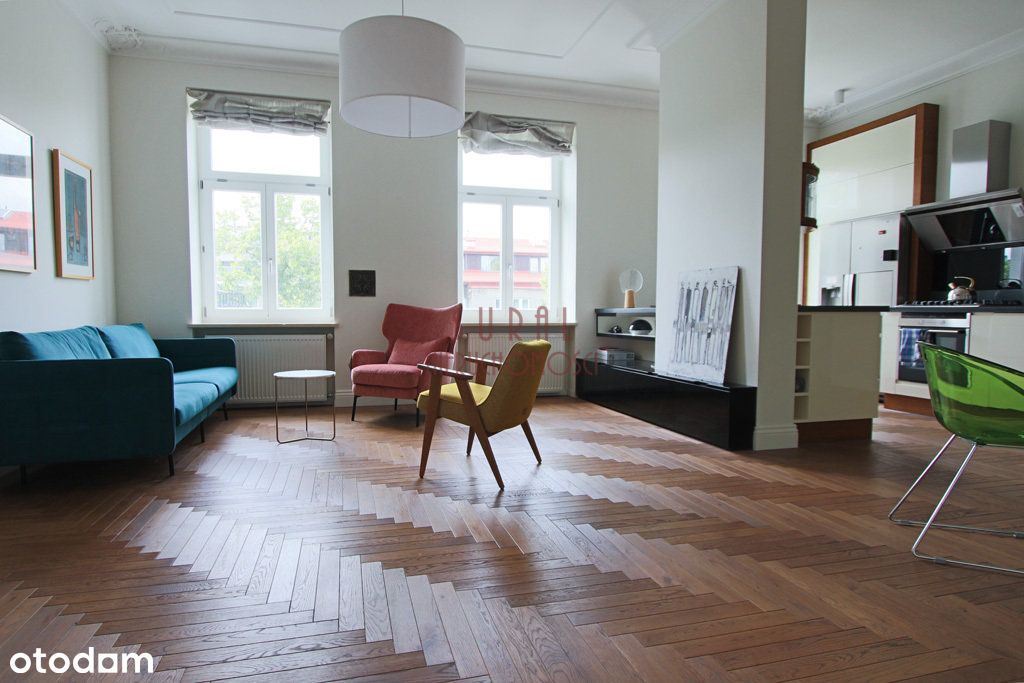 Łowicka/apartament/klimat/kamienica/metro