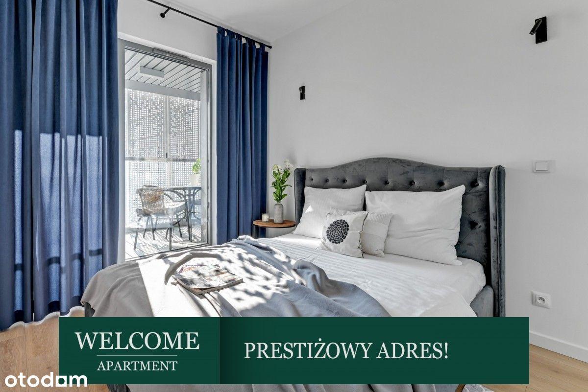 Piękny apartament na Wyspie Spichrzów!