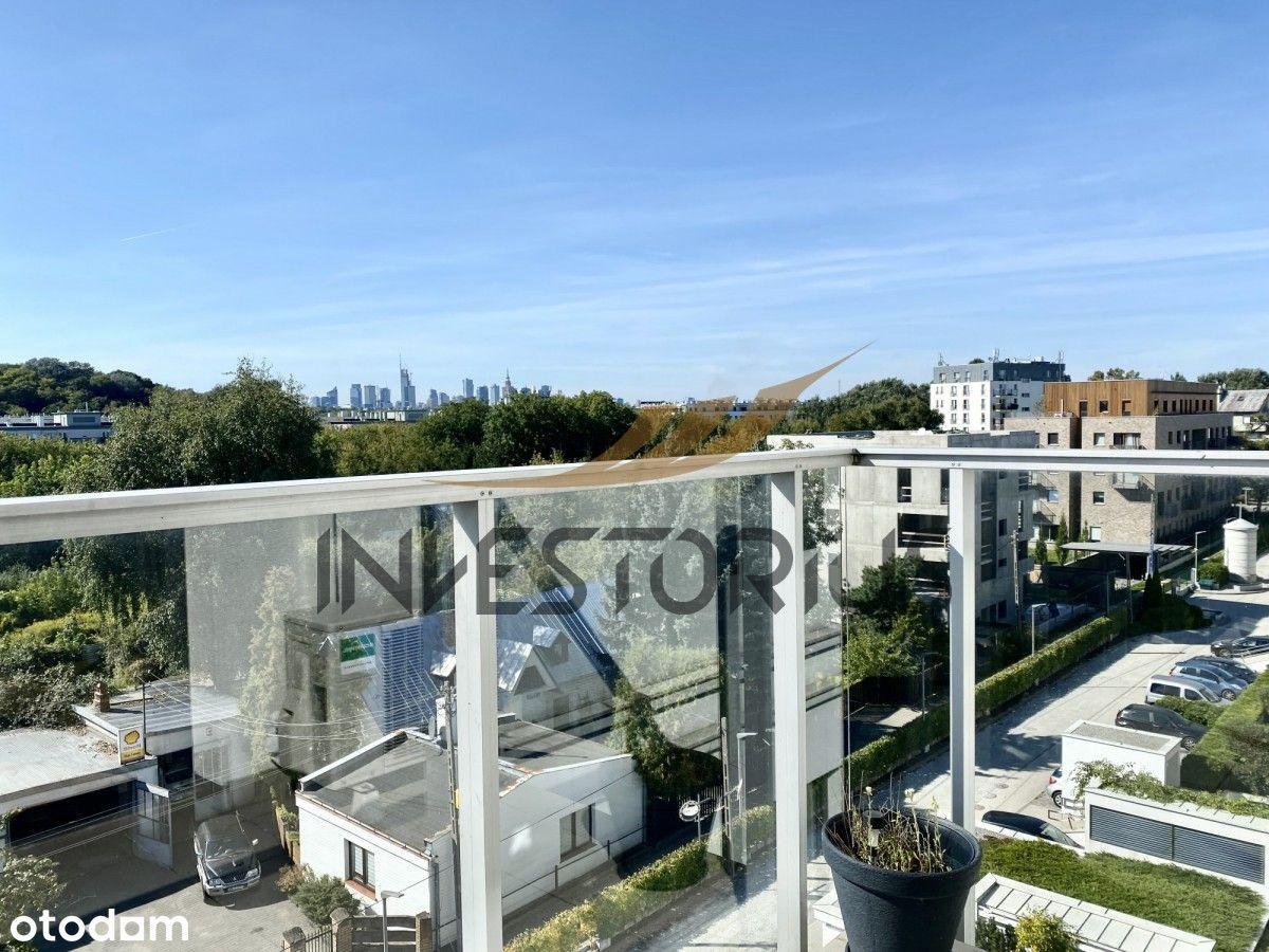 2 pokoje*ciche*balkon z widokiem na panoramę