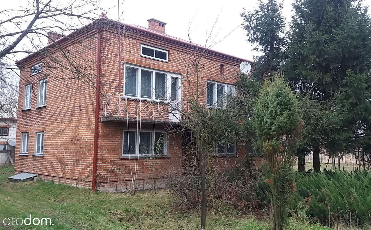 BIAŁOBRZEGI dom murowany piętrowy TANIO