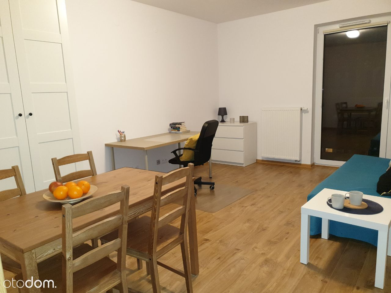 21, 8 sq. m. double-room, Muranów, New Building !!