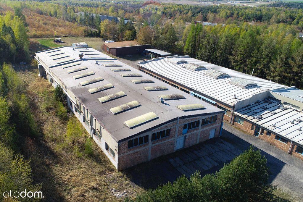 Hala produkcyjno-magazynowa 1700 m2