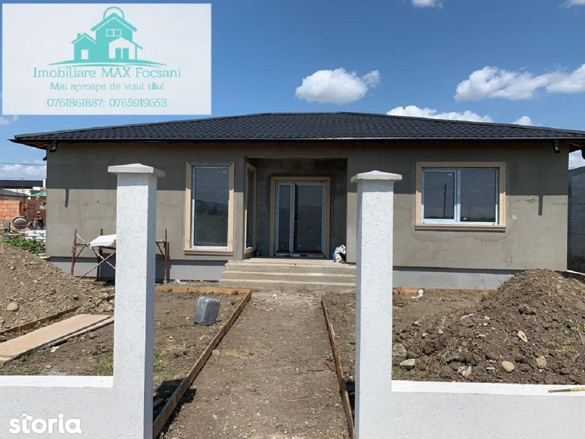 Casa noua, 3 dormitoare, 140 mp construiti, 110 mp utili, Cartier nou