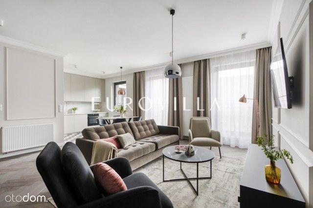 Elegancki apartament w Kamienicy na Mokotowskiej