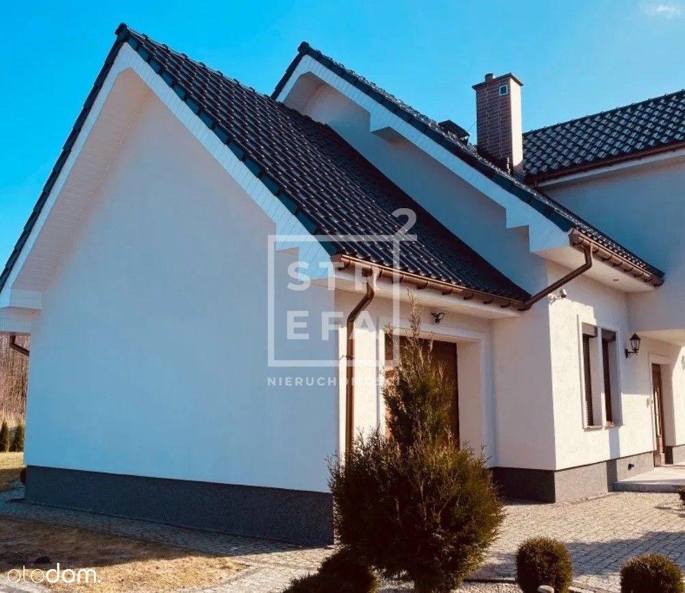 Nowy, atrakcyjny dom w Smolcu