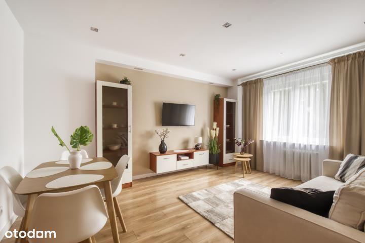 Kompletnie wyposażone nowe mieszkanie 34 m2