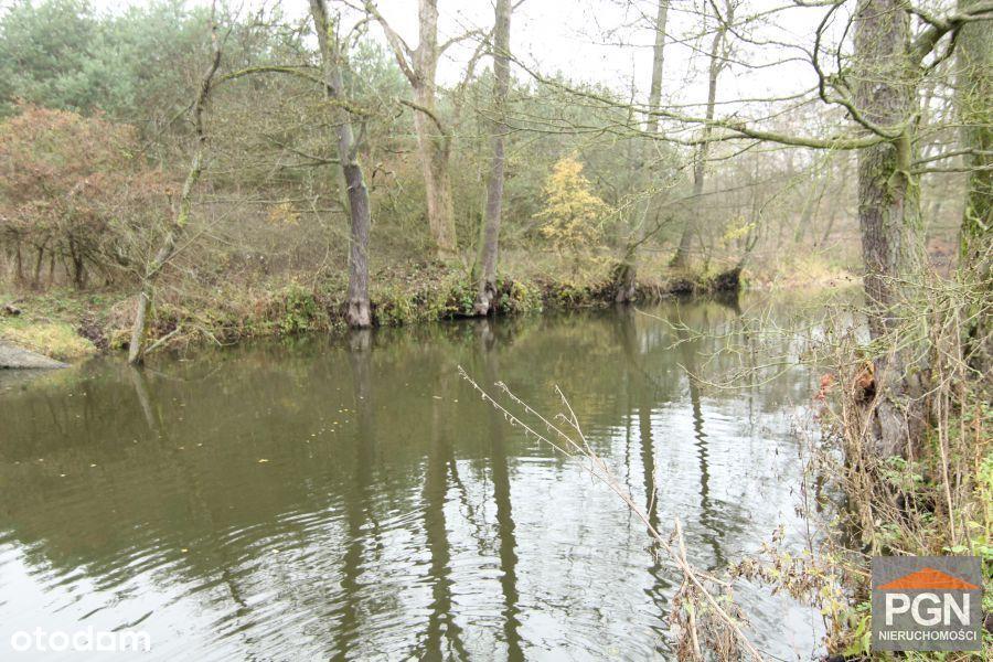 Działka w Jaraczu z dojściem do rzeki Wełny