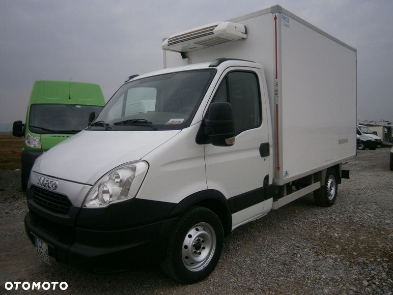 Iveco DAILY 35S13 * 2012r. * CHŁODNIA - 3