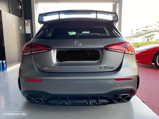 Mercedes-Benz A 45 AMG S 4Matic+ - 5