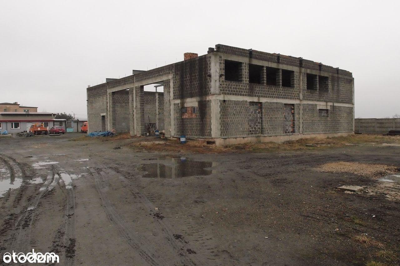 Teren budowlano - usługowy w Przegędzy k. Rybnika