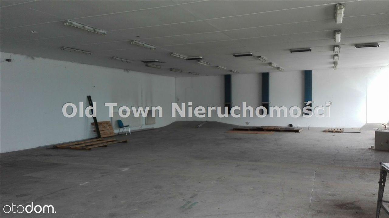 Magazyn Lublin Hajdów320 m2 + 120 m2 biuro