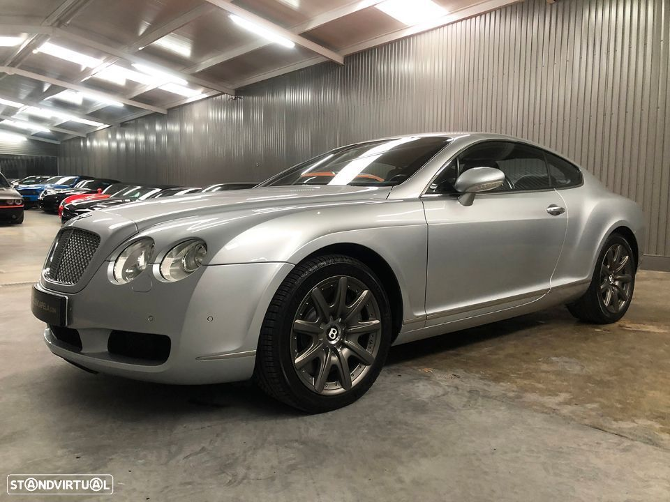 Bentley Continental GT 6.0L W12 - 1