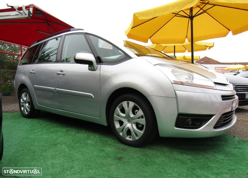 Citroën C4 Grand Picasso 1.6 HDi Exclusive CMP6 - 22