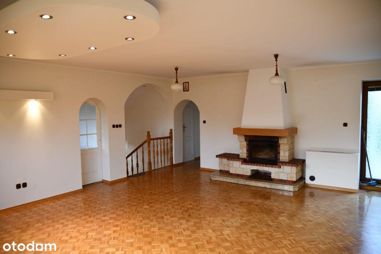 Dom 250 m² + 180 m² pod działalność gospodarczą