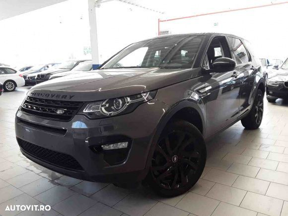 Land Rover Discovery Sport - 25