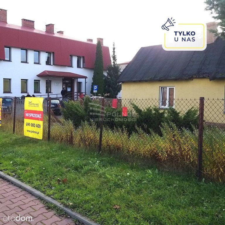 Partyzantów- sąsiedztwo Zus. Inwestycyjne 875m2