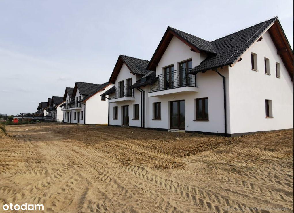 Dom w zabudowie bliźniaczej - Gorzów - Baczyna